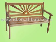 (W-B-1230) garden bench