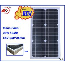 mono solar modules 30w