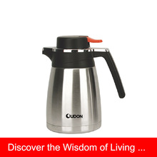 1.2L Stainless Steel Turkish Coffee Pot/Vacuum/Double Wall