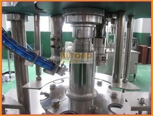 Hot sale PET bottle/cup capping filling making machine