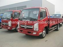 China 4x4 Lorry Air Brake Light Cargo Truck 4 ton