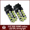 Amber Color 30SMD 3157 LED Bulb Lighting Brake Car Light