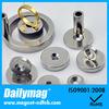 Amazing Power Neodymium Radial Ring Magnets