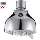 ABS three spray functions shower head ball joint