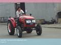 Tractor de granja 20hp a 40hp con 4wd, de la marca hanwo agricultura tractor, tractor de granja de los precios,