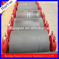 Huayun factory belt conveyor tumbling barrel pulley for roller conveyor