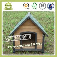 SDD08 Wooden Dog Cat Pet House