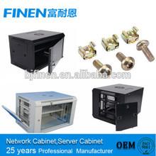 Wall Mount 6u-12u Electronic Server Enclosures