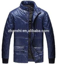nuova collezione di alta qualità degli uomini blu cotone giubbotto da motociclista