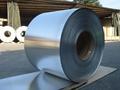 melhor preço com boa qualidade de bobina de alumínio para a sarjeta