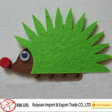 Professional manufacturer wool felt animals for kids