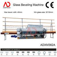 Best seller glass bavelloni machine in South America