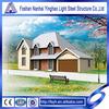 Anti-seismic light Steel Structure Prefabricated villa House
