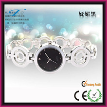 Wristwatches,Japan movement special design ladies watch,fashion lady watch with small face