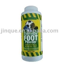 natural potassium alum foot powder