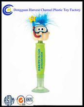 sway head cartoon ball pen,Wobbly ballpoin pen