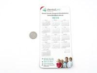2014 calendar flat fridge magnet 150x100mm , 200x100mm