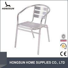 Comfortable for old people armrest aluminum hunting chair
