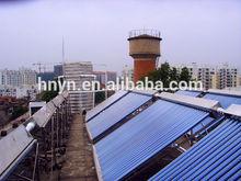 public vacuum tube Galvanized sheet solar collector solar water heater system.solar collector