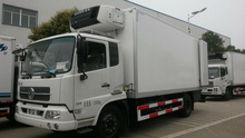 Hot sale !! dongfeng right hand drive refrigerated vehicles/special vehicle/refrigerated transport