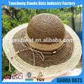 de alta calidad al por mayor de moda de la señora sombrero para el sol