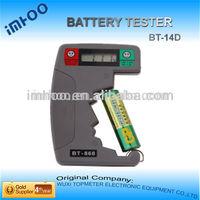 bt voltage Battery Tester BT-14D cell phone
