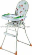 wholesale baby high chair 319A with music