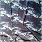 Oeko-tex 100 certificatd factory price 150D/144F antipilling Camo FDY polar fleece fabric for military uniform, army clothes.