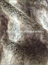 Good quality Print Faux Fur /A1287#