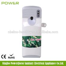 lockable automaic spray air freshener with key lock , electric air freshener dispenser