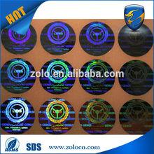 PET material Shenzhen ZOLO 3D hologram drop ship private label