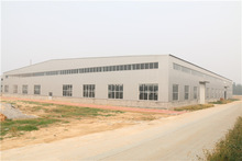 stone coated roof tile for warehouse as warehouse wall steel frame