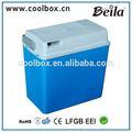 22 litros de cerveja elétrica pode icebox camping cooler geladeira mini/frigoríficos para carro