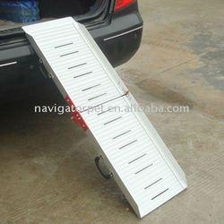 Foldable Aluminum Lightweight Pet Stairs, Pet Step