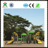 4-12 Age Kid outdoor big plastic slides/LLDPE playground for kids/plastic kids slide toys/QX-B0602