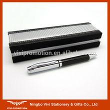 Luxury Carbon Fiber Pen Gift Set with Good Price (VBP016 +BX028)
