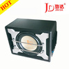 professional 10 inch PU leather wooden case JD-101D big bass car subwoofer