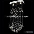 christmas light Crystal ceiling lamp chandelier
