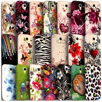 Printed Silicone Case For Samsung For iPhone For Nokia for mobile phone Gel TPU Rubber Back Cover---Laudtec