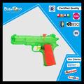 melhor venda verde da água transparente arma de pequenas armas de brinquedo
