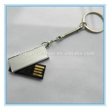 swivel usb flash drive metal usb flash drive