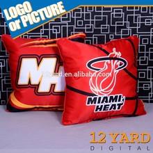 MOQ100pcs Factory price sublimation print China custom pillow case