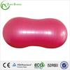 anti burst peanut shape swiss ball