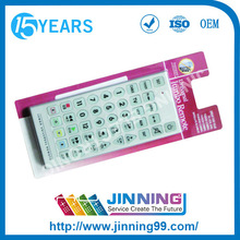 ir programmanle universal remote control jumbo made in Anhui