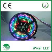 Digital addressable WS2801 flex led strip light rgb 5050