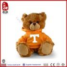 custom wholesale handmade kids plush bear toys Passed ICTI SEDEX BSCI WCA SA8000