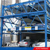 PSH multi layer puzzle smart elevator car parking equipment