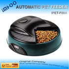 dog supplies free shipping 4 Meal LCD Automatic Pet Feeder chicken feeder bowls
