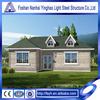 Cheaper Steel Structure Villa Design