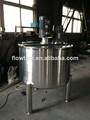 buena calidad de acero inoxidable pegamento tanque de la mezcla